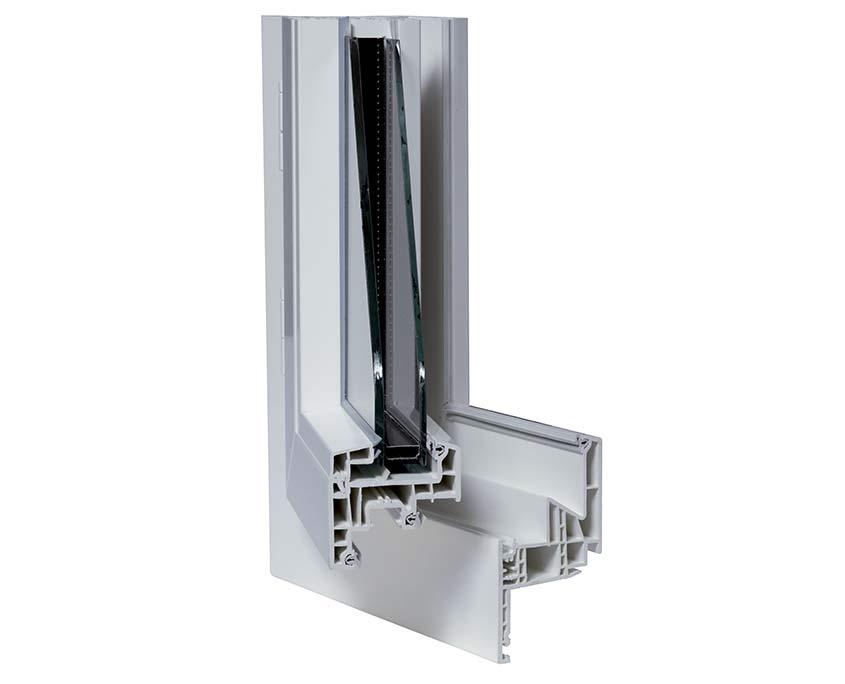 fenêtre composite ouvertures paris gamme performans vue