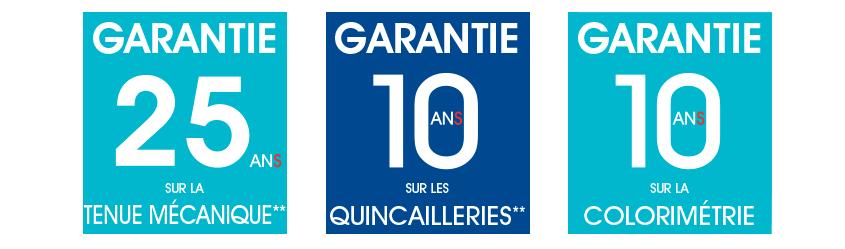 Fenêtre PVC OuvertureS Paris garantie