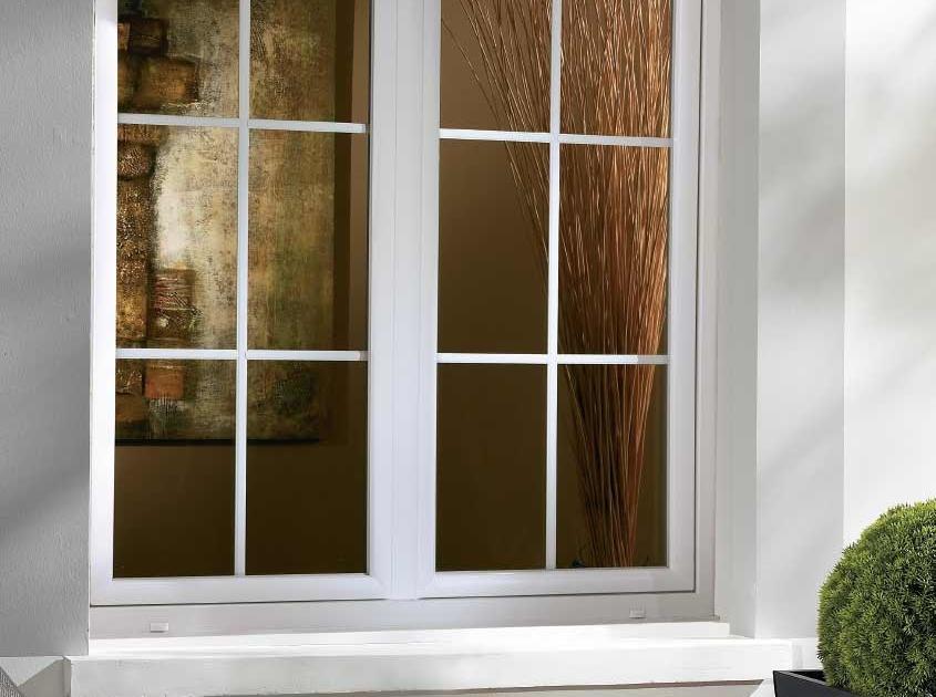 Fenêtre PVC OuvertureS Paris