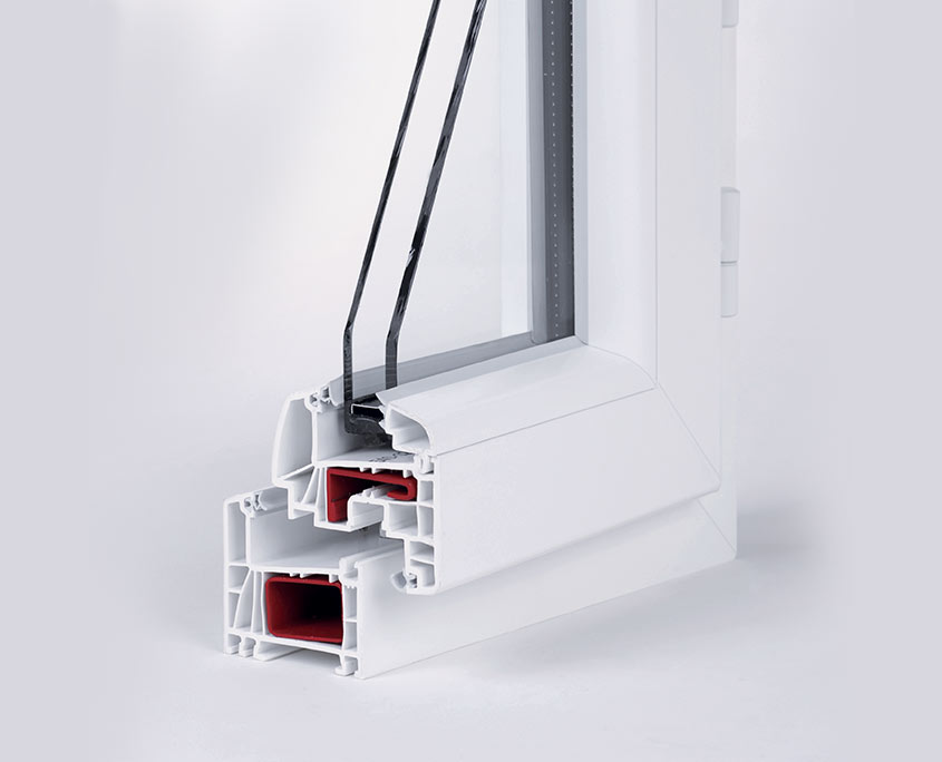 Fenêtre PVC OuvertureS Gamme TendanS