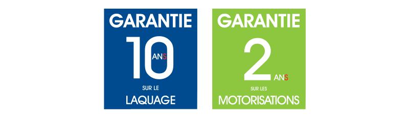 Garantie Portail PVC OuvertureS Paris