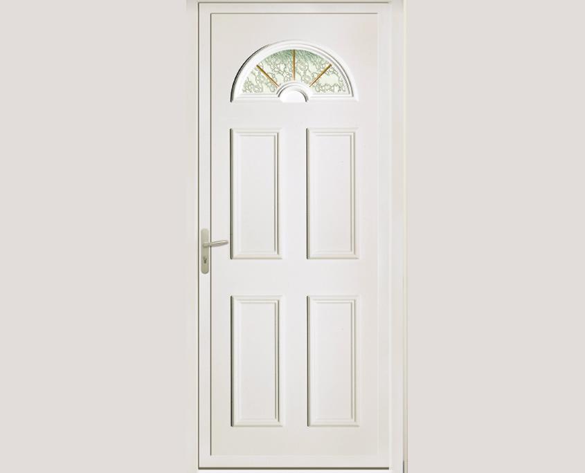 porte PVC ouvertures gamme deco