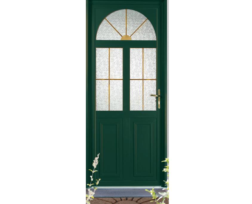 porte mixte bois alu ouvertures paris